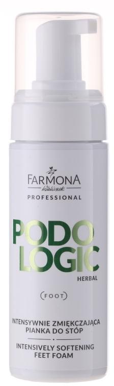 Интенсивно смягчающая пенка для ног - Farmona Intensive Softening Foot Foam  — фото N1