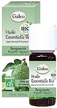 Parfumuri și produse cosmetice Ulei esențial organic de bergamotă  - Galeo Organic Essential Oil Bergamot