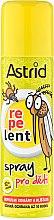 Parfumuri și produse cosmetice Spray antiinsecte pentru copii - Astrid Repelent Spray