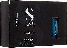 Parfumuri și produse cosmetice Ulei hidratant pentru strălucirea părului - Alfaparf Illuminating Essential Oil