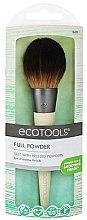 Parfumuri și produse cosmetice Pensulă pentru pudră - EcoTools Full Powder
