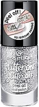 Parfumuri și produse cosmetice Lac de unghii - Essence Glitter On Glitter Off Peel Off Nail Polish
