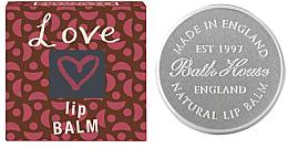 "Parfumuri și produse cosmetice Balsam de buze ""Cherry"" - Bath House Cherry Lip Balm"