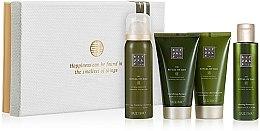 Parfumuri și produse cosmetice Set - Rituals The Ritual of Dao Calming Treat (s/g/50ml + b/sc/70ml + b/cr/70ml + s/oil75ml)