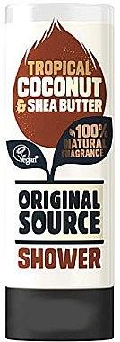 Gel de duș cu nucă de cocos și unt de shea - Original Source Coconut & Shea Butter Shower Gel