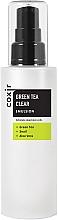 Parfumuri și produse cosmetice Emulsie pentru față - Coxir Green Tea BHA Clear Emulsion