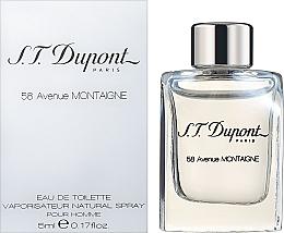 Parfumuri și produse cosmetice Dupont 58 Avenue Montaigne - Apă de toaletă (mini)