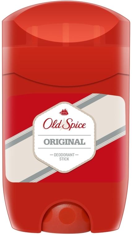 Deodorant solid - Old Spice Original Deodorant Stick