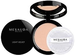Parfumuri și produse cosmetice Pudră de față - Mesauda Milano Light Velvet Powder