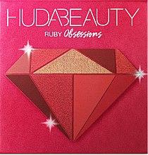Parfumuri și produse cosmetice Paletă farduri de ochi - Huda Beauty Obsessions Eyeshadow Palette