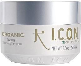 Parfumuri și produse cosmetice Mască organică pentru păr - I.C.O.N. Organic Treatment