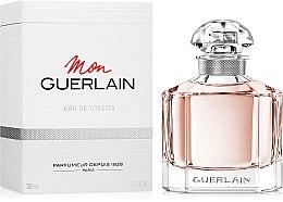 Parfumuri și produse cosmetice Guerlain Mon Guerlain Eau de Toilette - Apă de toaletă