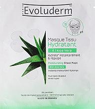 Parfumuri și produse cosmetice Cremă hidratantă de faţă - Evoluderm Moisturizing Sheet Mask