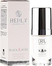 Parfumuri și produse cosmetice Cremă pentru zona ochilor - Herla Black Rose Concentrated Anti-Wrinkle Eye Lift Cream