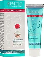 Духи, Парфюмерия, косметика Mască-peeling pentru picioare - Revuele Professional Care Peeling Feet Mask