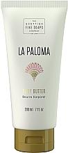 Parfumuri și produse cosmetice Ulei de corp - Scottish Fine Soaps La Paloma Body Butter
