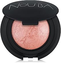 Parfumuri și produse cosmetice Fard de obraz compact - NoUBA Blush on Bubble