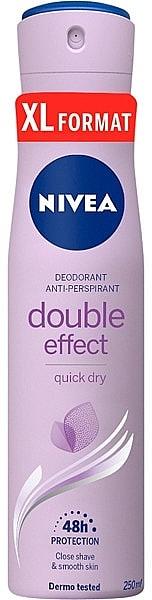 Spray deodorant - Nivea Doble Effect Deodorant
