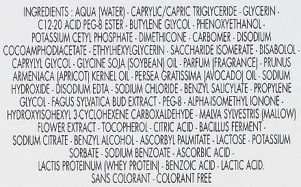 Lapte demachiant - Jose Eisenberg Hydrating Velvet Make-Up Remover — Imagine N4