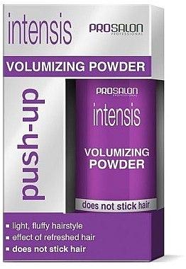 Pudră pentru păr - Prosalon Intensis Volume Volumizing Powder