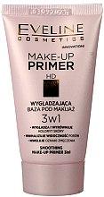 Parfumuri și produse cosmetice Bază pentru machiaj - Eveline Cosmetics Smoothing Make-up Primer 3v1