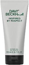 Parfumuri și produse cosmetice David Beckham Inspired by Respect - Gel de duș