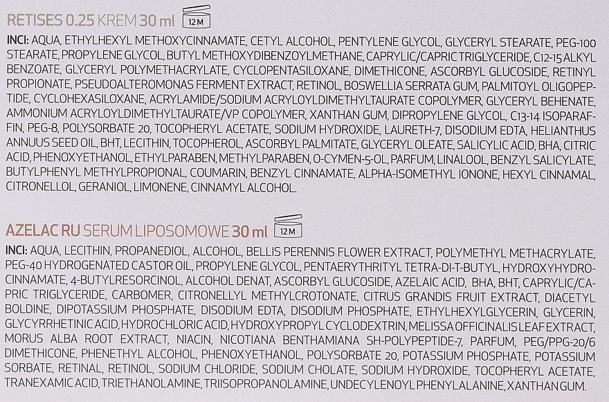 Set - SesDerma Laboratories (f/ser/30ml + f/cr/30ml) — Imagine N9