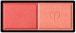 Parfumuri și produse cosmetice Fard de obraz - Cle De Peau Beaute Powder Blush Duo Refill