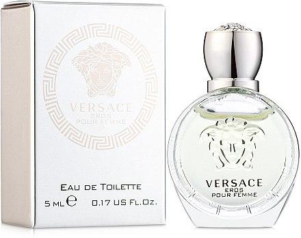 Versace Eros Pour Femme - Apă de toaletă (mini)