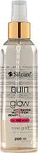 Parfumuri și produse cosmetice Ulei de corp - Silcare Quin Glow Dry Oil for Body Rose Gold