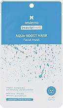 """Parfumuri și produse cosmetice Mască hidratantă pentru față """"Impulsul apei"""" - SesDerma Laboratories Beauty Treats Aqua Boost Mask"""