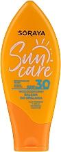 Parfumuri și produse cosmetice Loțiune impermeabilă pentru bronz SPF30 - Soraya Sun Care