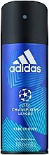 Parfumuri și produse cosmetice Adidas UEFA Champions League Dare Edition Deo Body Spray - Deodorant