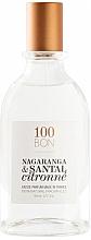 Parfumuri și produse cosmetice 100BON Nagaranga & Santal Citronne - Apă de parfum