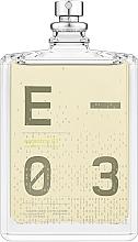 Parfumuri și produse cosmetice Escentric Molecules Escentric 03 - Apa de toaletă