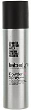 """Parfumuri și produse cosmetice Pudră spray pentru păr """"Roz"""" - Label.m Powder Pink Spray"""