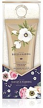 Parfumuri și produse cosmetice Set - Baylis & Harding Royale Garden Foot Care Set (f/lot/125ml + socks)