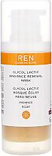 Parfumuri și produse cosmetice Mască cu glicol și acid lactic pentru strălucirea pielii - Ren Radiance Glycol Lactic Renewal Mask