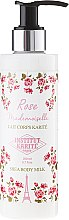 Parfumuri și produse cosmetice Lapte de corp - Institut Karite Rose Mademoiselle Shea Body Milk