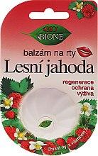 """Parfumuri și produse cosmetice Balsam de buze """"Fructe de pădure"""" - Bione Cosmetics Vitamin E Lip Balm Forest Fruit"""