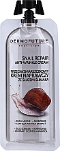 Parfumuri și produse cosmetice Крем от морщин с улиточной слизью - Dermofuture Snail Repair Anti-Wrinkle Cream