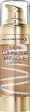 Parfumuri și produse cosmetice Fond de ten - Max Factor Skin Luminizer Miracle Foundation