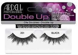 Parfumuri și produse cosmetice Extensii gene - Ardell Double Up Black Lashes 201 Black