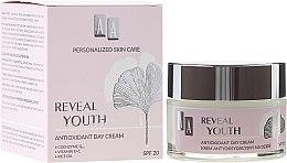 Parfumuri și produse cosmetice Cremă de zi pentru față - AA Cosmetics Reveal Youth Antioxidant Face Cream SPF20