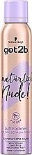 Parfumuri și produse cosmetice Spray-spumă pentru păr - Schwarzkopf Got2B Oh My Nude Hair Dry Shaum-Spray