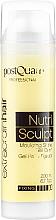 Parfumuri și produse cosmetice Gel-sclipici pentru păr - PostQuam Extraordinhair Nutri Sculpt Moduling Shine Gel Gum