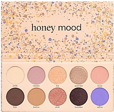 Parfumuri și produse cosmetice Paletă farduri de ochi - Paese Honey Mood Eyeshadow Palette