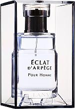 Parfumuri și produse cosmetice Lanvin Eclat d'Arpege Pour Homme - Apa de toaletă