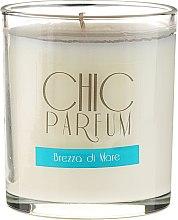 Parfumuri și produse cosmetice Lumânare parfumată - Chic Parfum Brezza Di Mare Candle