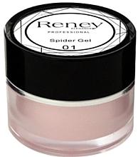 Parfumuri și produse cosmetice Gel-pânză de păianjen pentru designul unghilor - Reney Cosmetics Spider Gel